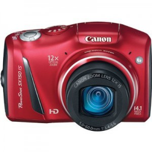 Canon-PowerShot-SX150-IS-Digital-Camera-Red-16GB-Package-2-0