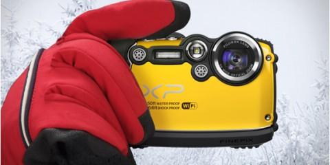 Fujifilm FinePix XP200 guante
