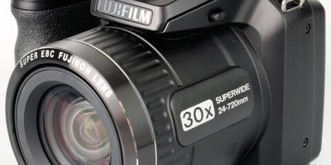 Fujifilm Finefix s4800 ladeada