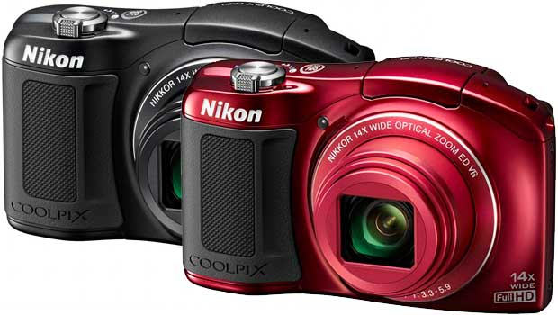 Nikon L620
