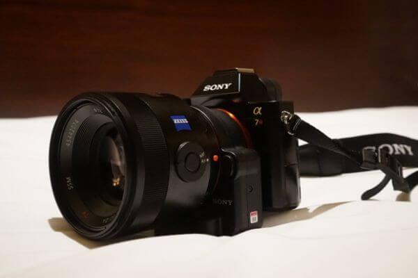 Sony A7R carl